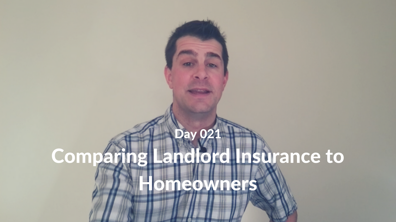 Comparing Landlord Insurance to Homeowners