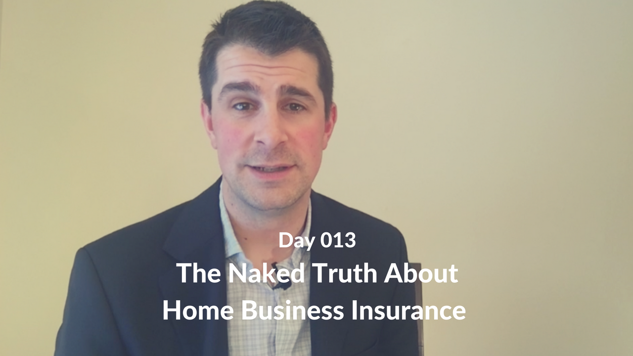 The Naked Truth About Home Business Insurance