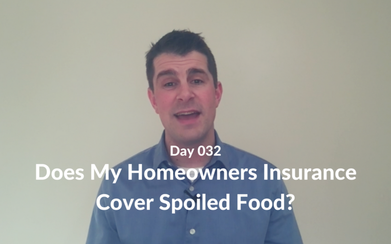 Does My Homeowners Insurance Cover Spoiled Food?